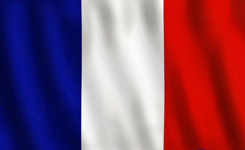 Флаг франции фото картинка
