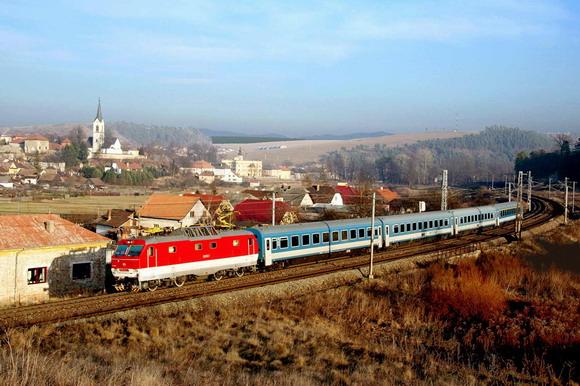 транспорт Словакия
