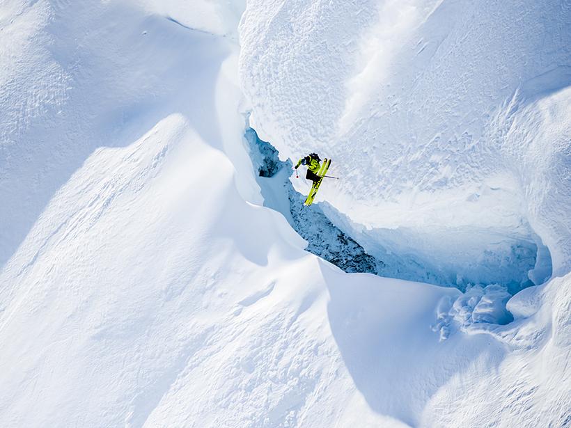 Days of My Youth – фильм про лыжников, которые умеют наслаждаться жизнью