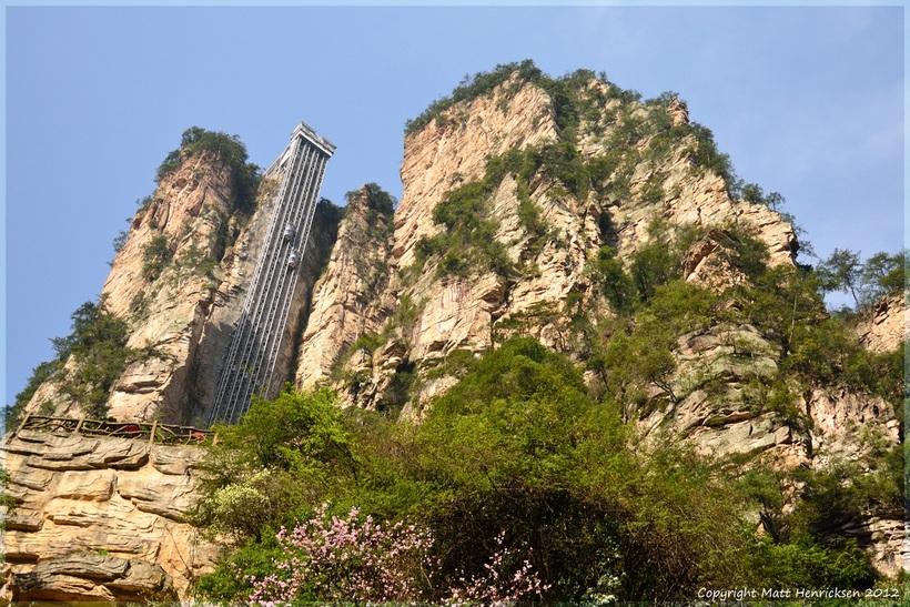 Самые необычные лифты в мире