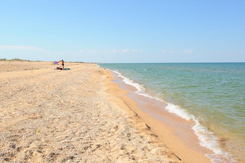 Нудийский пляж Что скрыто от любопытных глаз