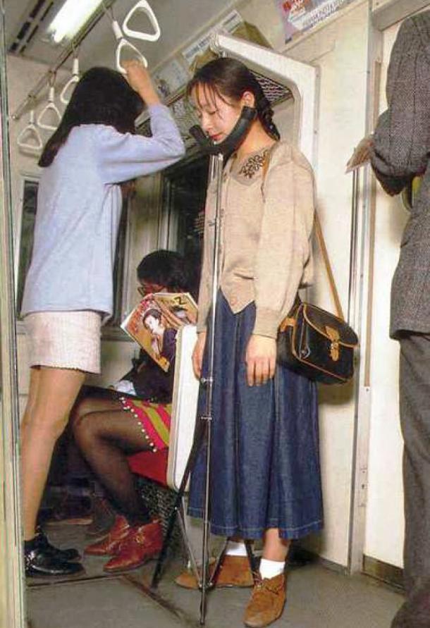 25 странных и безумных вещей, которые можно встретить только в Японии