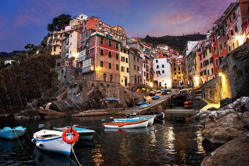 20 крошечных городов, которые слишком хороши, чтобы быть реальностью