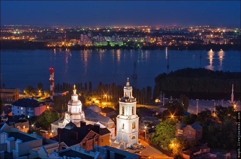 Воронеж где находится