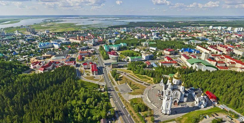смотреть в Ханты-Мансийске