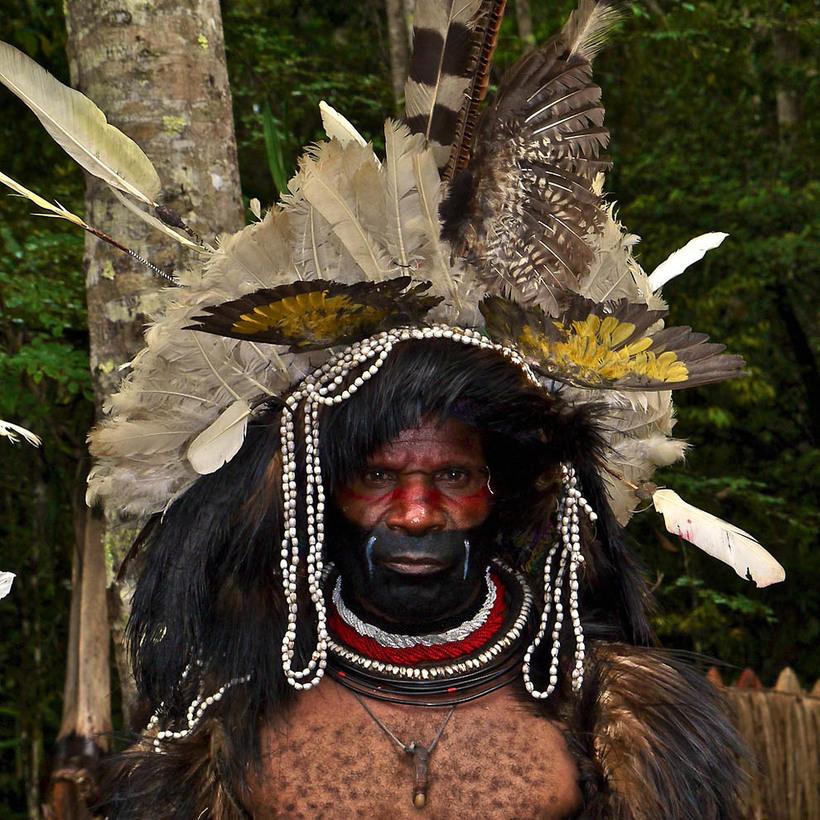 Сиськи папуасов фото 6 фотография