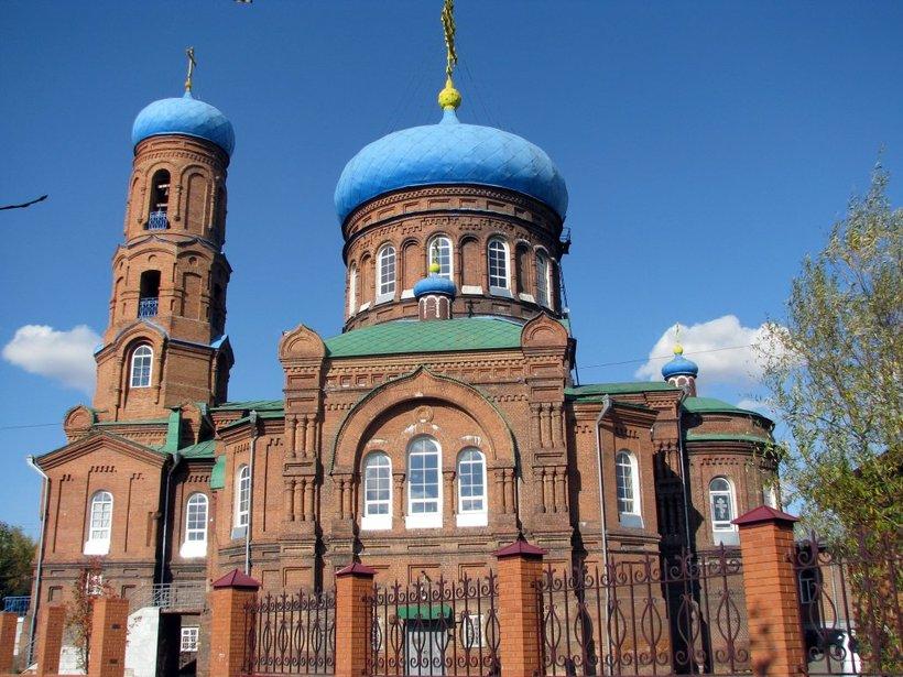 В Барнауле мирно существуют