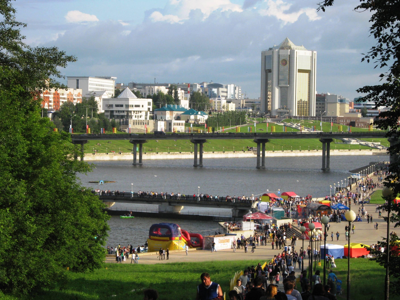 фото чебоксары города