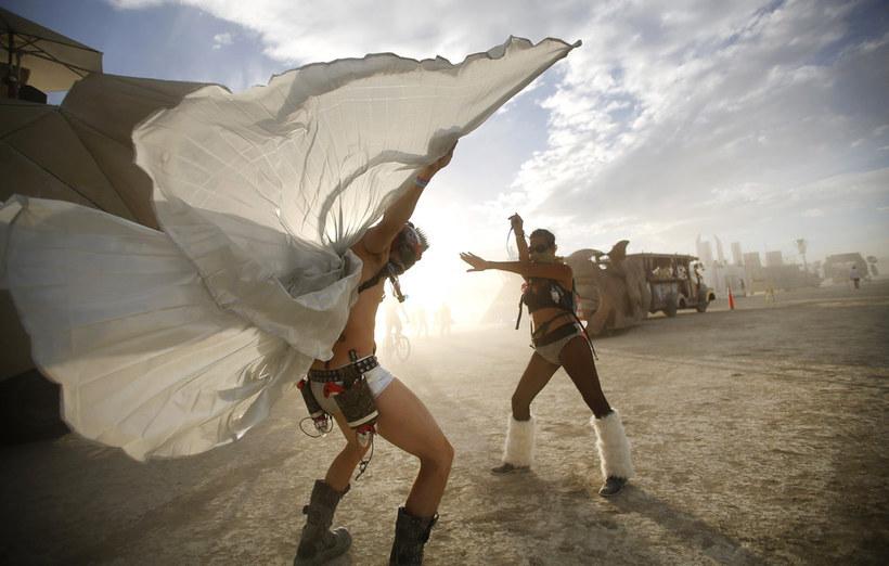 37 абсолютно сумасшедших снимков с самого шокирующего фестиваля в мире Burning Man