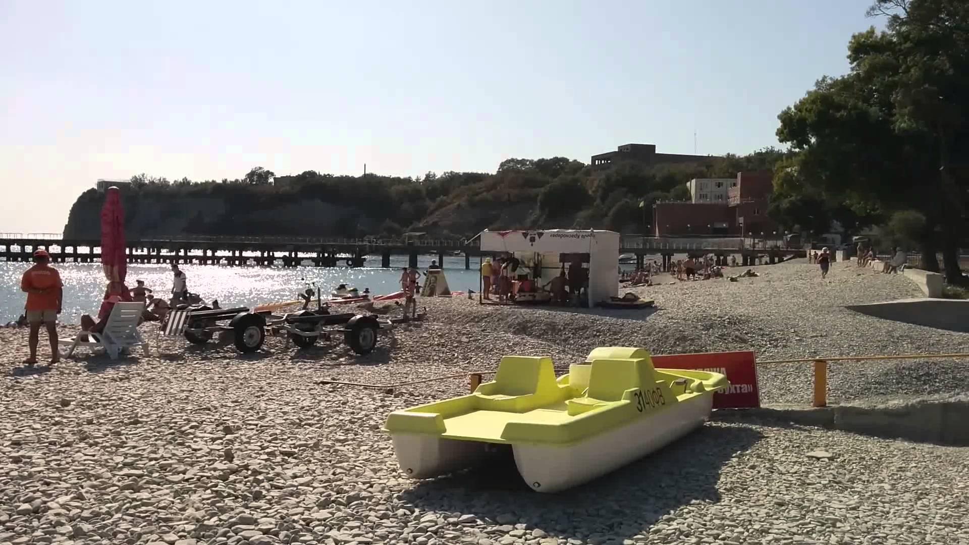 Геленджик в 2018 году отели цены пляжи транспорт