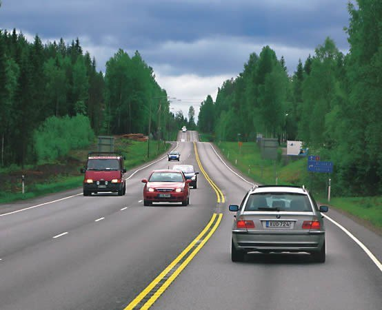Картинки по запросу фото дороги Финляндии