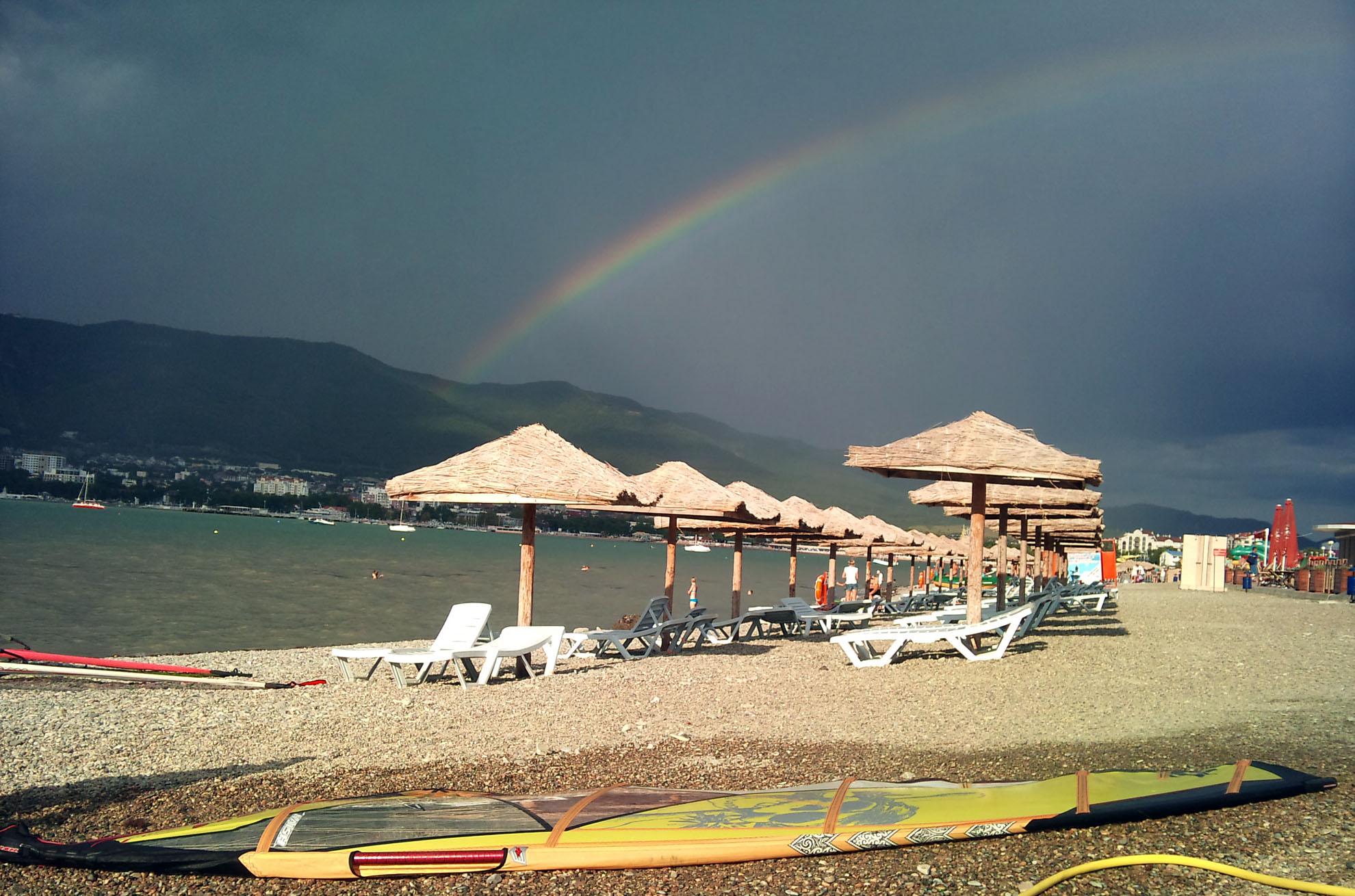 Пляжи геленджика фото с описанием и ценами
