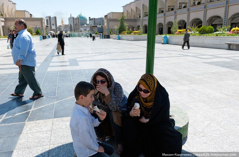 Иран. Восток, как он есть