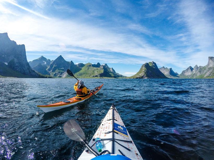 Фото норвежских фьордов, сделанные этим парнем, больше похожи на сказочные картинки