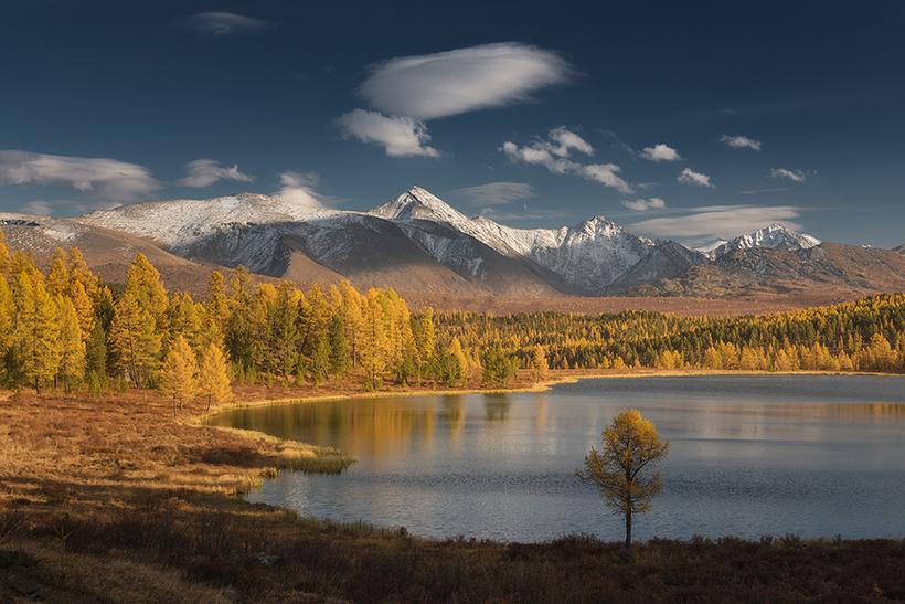 Пейзажи природы алтайского края картинки