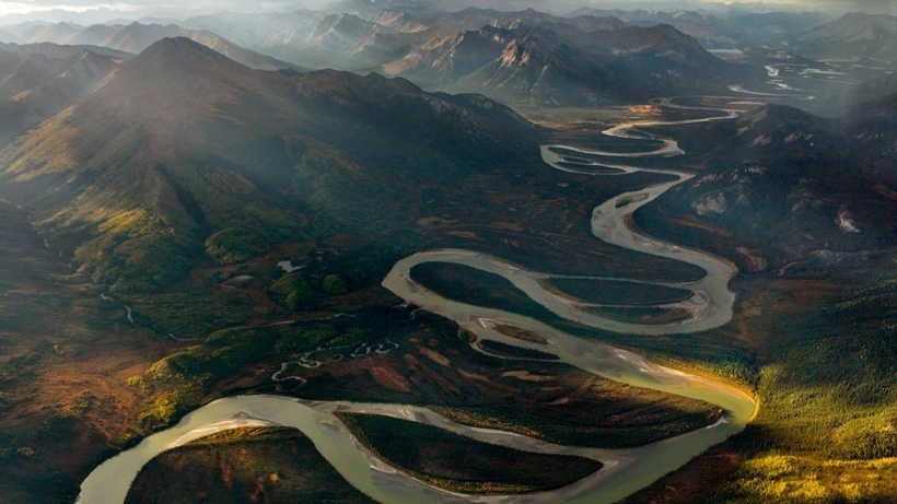 15 самых необычных рек на планете, которые просто надо видеть