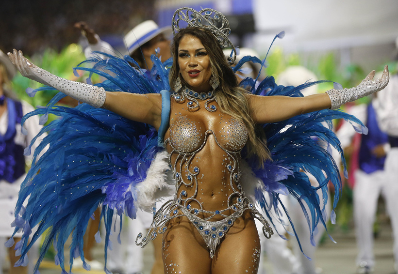 Сексульные карнавалы бразилиии