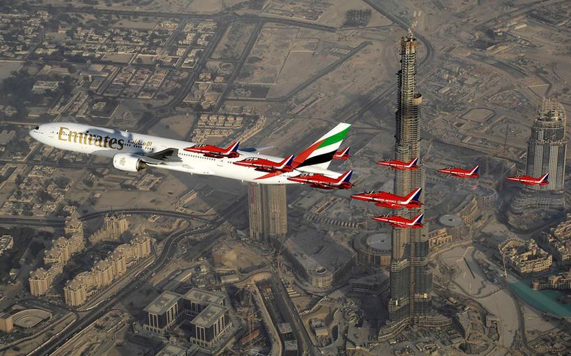 30 очень странных снимков из Дубая, которые нам не понять