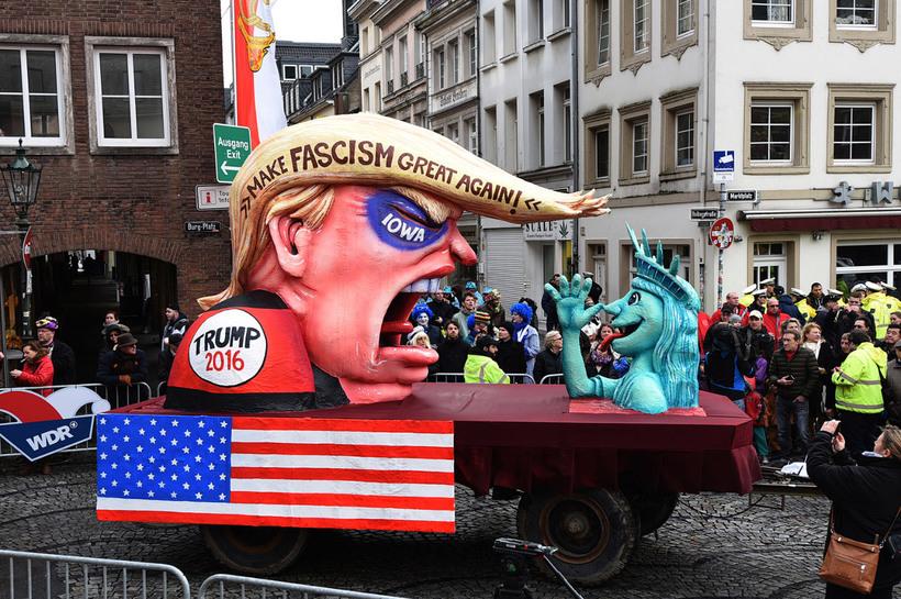 Победа Трампа на выборах в США опасна, - комиссар ООН по правам человека - Цензор.НЕТ 3900