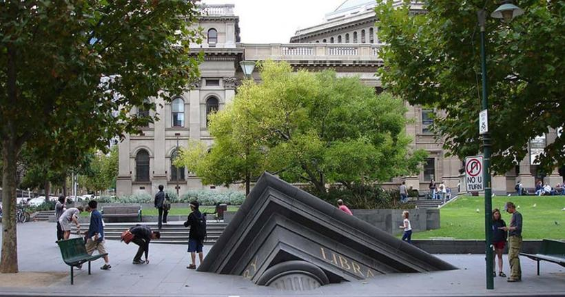10 самых странных и поразительных достопримечательностей Австралии