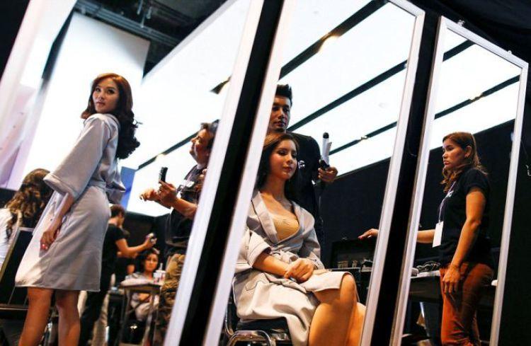 Этот конкурс красоты в Таиланде может шокировать неподготовленного гостя!