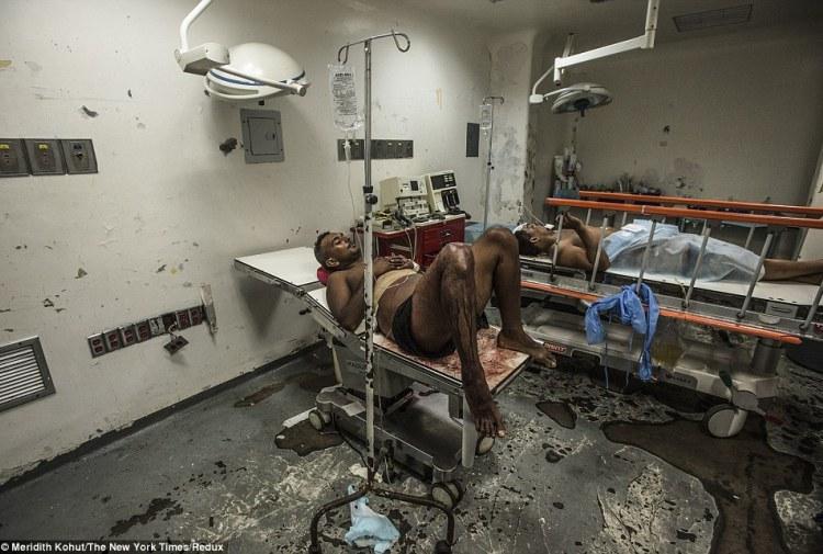 Венесуэльская больница - место из твоих ночных кошмаров
