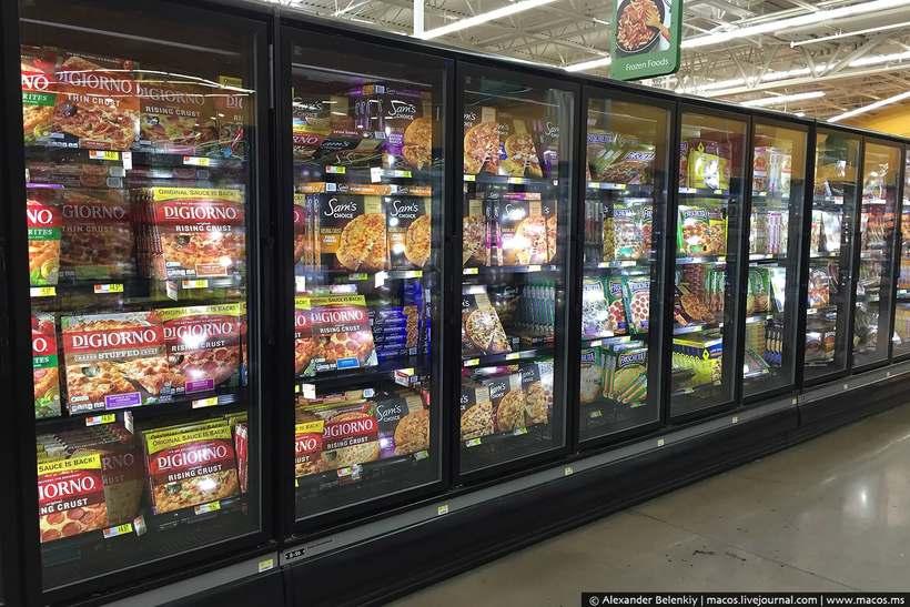 Что едят американцы. Большой тур по магазинам