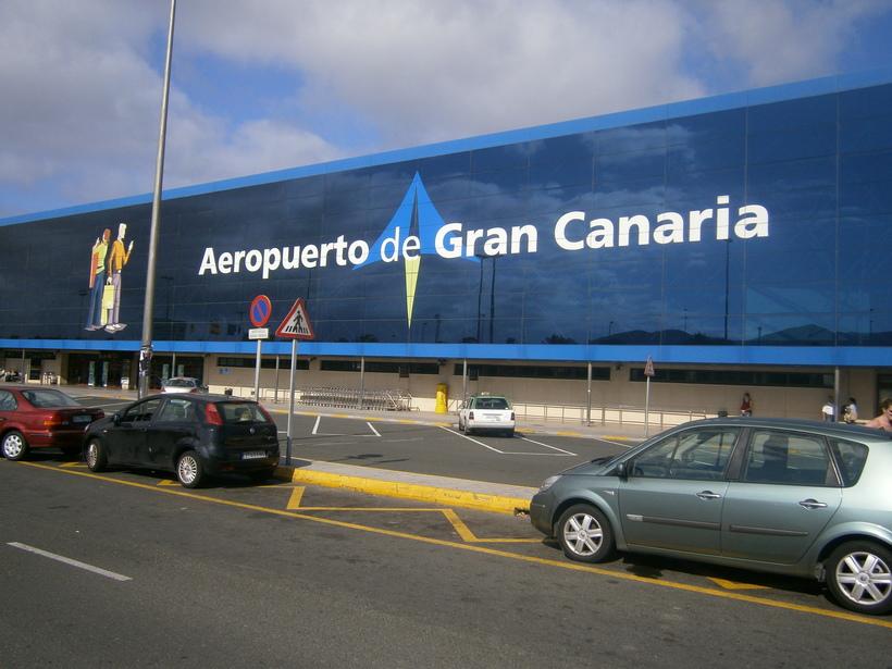 Канарские острова аэропорта