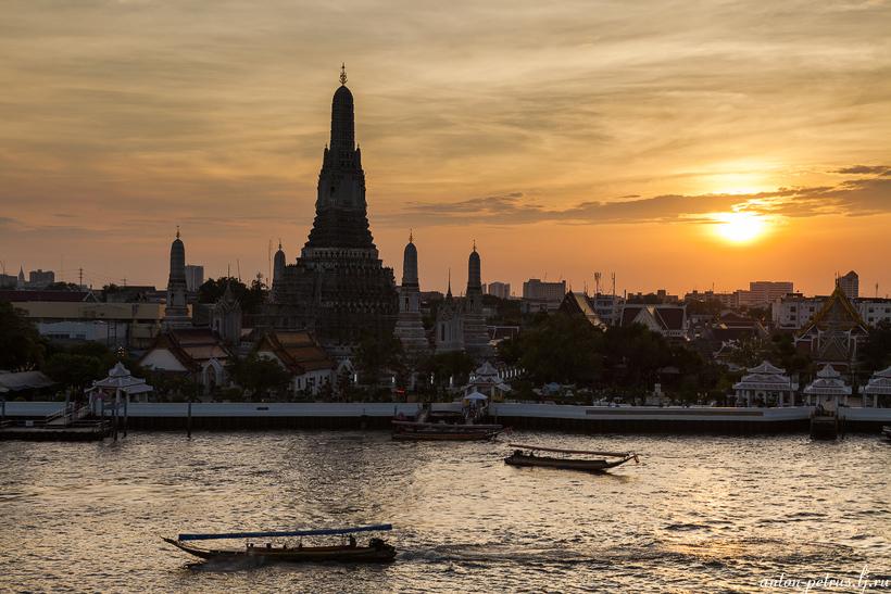 Бангкок — дело тонкое!