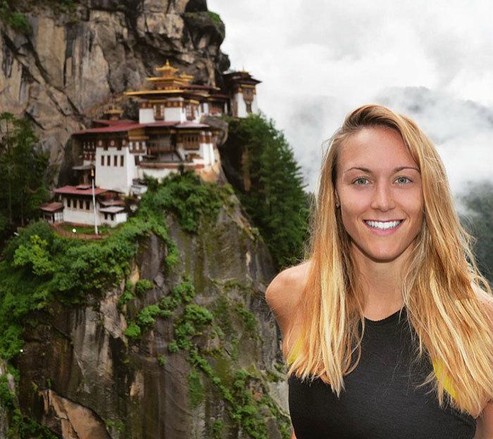15 самых ярких снимков из путешествия первой женщины на Земле, которая посетит все 196 стран мира!