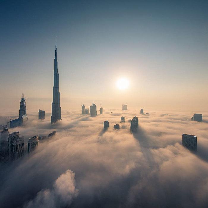 Наследный принц Дубая снял видео о своем городе, которое покорило пользователей сети