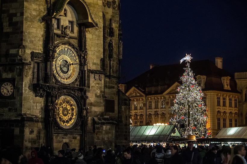 Самые сногсшибательные рождественские иллюминации, которые так и заряжают праздником