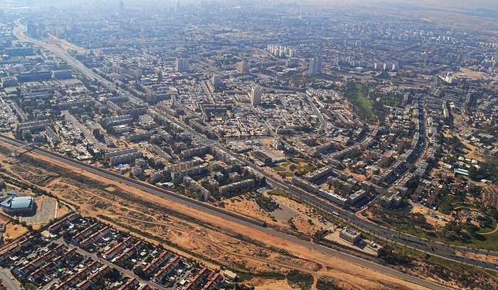 Израиль вчера и сегодня