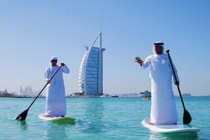 14 поразительных кадров о Дубае