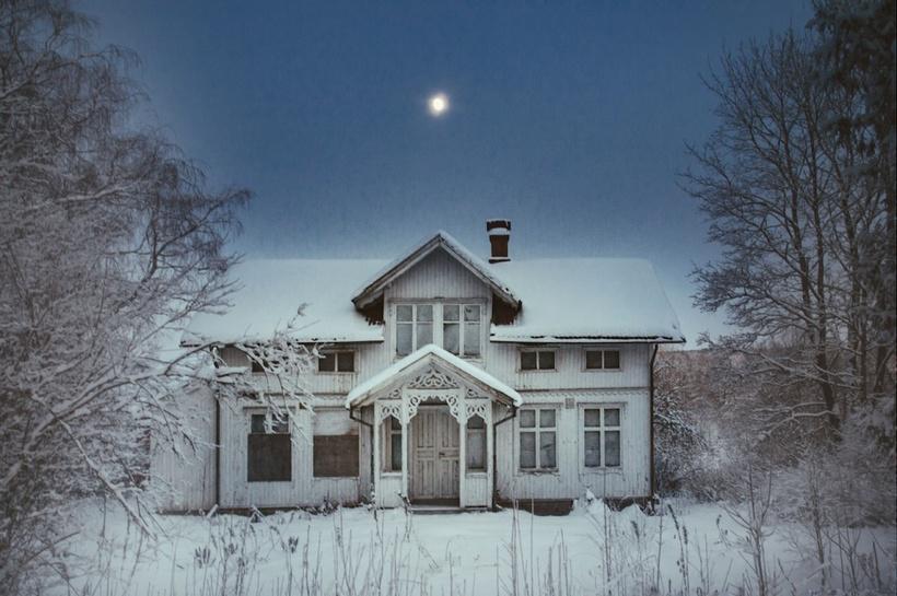 Если бы тишина была картинкой, то она выглядела бы так: 27 поразительных фото