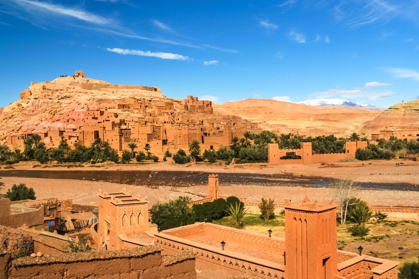 17 фантастических мест, где снимали «Игру престолов»