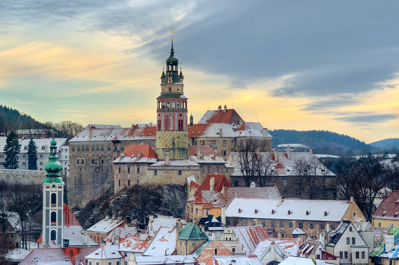 Семь невероятно красивых городов Европы, о которых не знают туристы