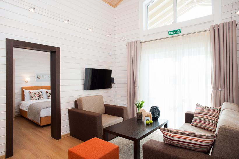 Самые впечатляющие отели, для отдыха в которых не нужен загранпаспорт