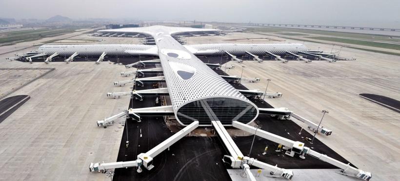 15 удивительных аэропортов, которые гораздо больше, чем просто аэропорты