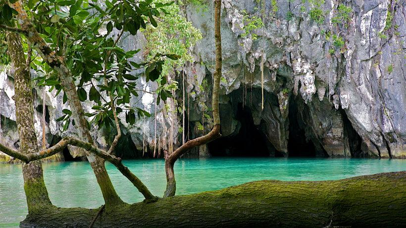 Подземная река Пуэрто-Принсеса — одно из самых фантастических мест на планете