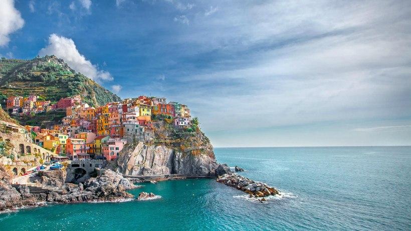 Семь прекрасных городков, расположенных на краю обрыва