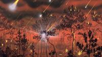 Что произошло после падения астероида, убившего динозавров