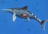 Останки самого большого ихтиозавра принадлежат беременной самке