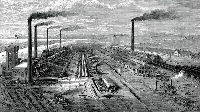 an analysis of the 18th century a revolution in energy and industry which began in england and sprea This revolution started out in england, and spread throughout good for the textile industry revolution began in england during the 18th century.