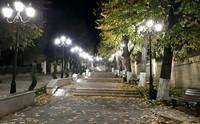 Вечер в ноябре в Кисловодске