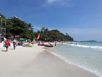 Популярный пляж Чавенг