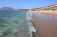 Райский пляж на Косе