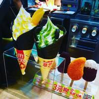 Китайские мороженое