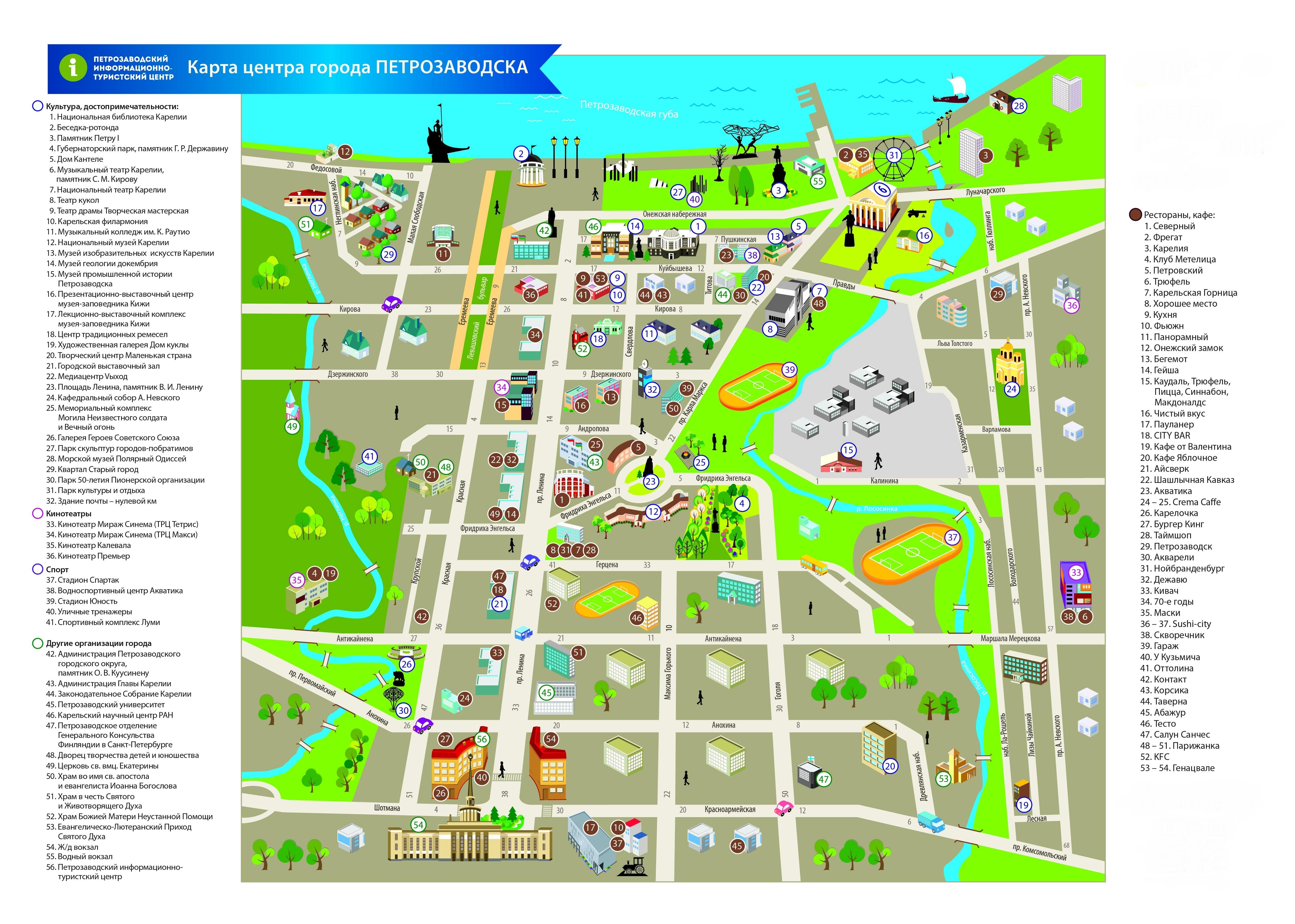 город кредитов онлайн на карту