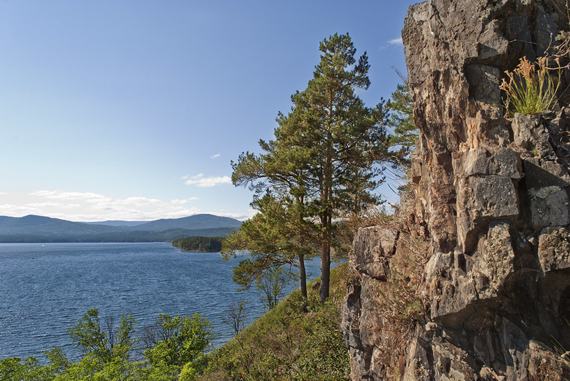 Жемчужины Урала: самое чистое челябинское озеро